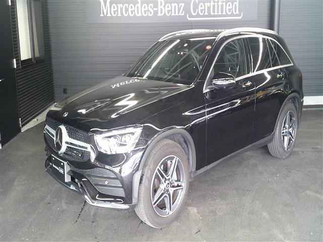 メルセデス・ベンツ GLC GLC220d 4マチック AMGライン 2年保証 新車保証