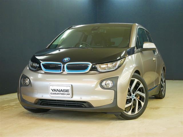 BMW i3 レンジ・エクステンダー装着車 1ヶ月保証