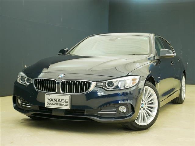 BMW 420i グランクーペ ラグジュアリー 1ヶ月保証