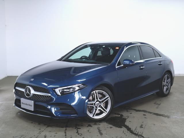 メルセデス・ベンツ Aクラスセダン A250 4マチック セダン AMGライン ナビゲーションパッケージ レーダーセーフティパッケージ 4年保証 新車保証