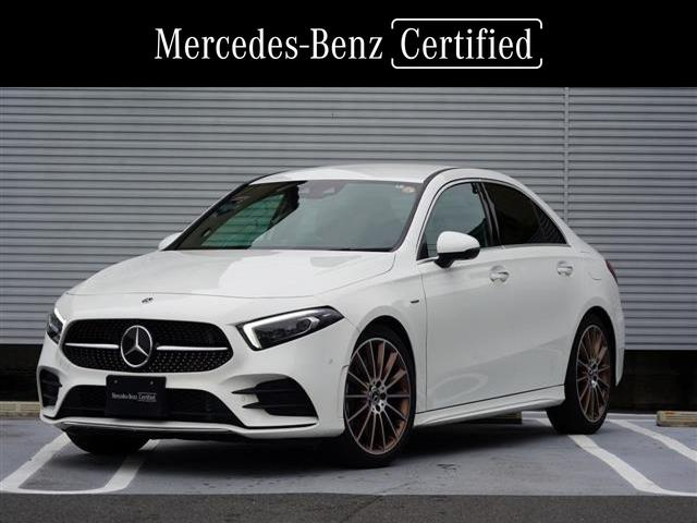 メルセデス・ベンツ A250 4MATIC セダン エディション1 2年保証 新車保証