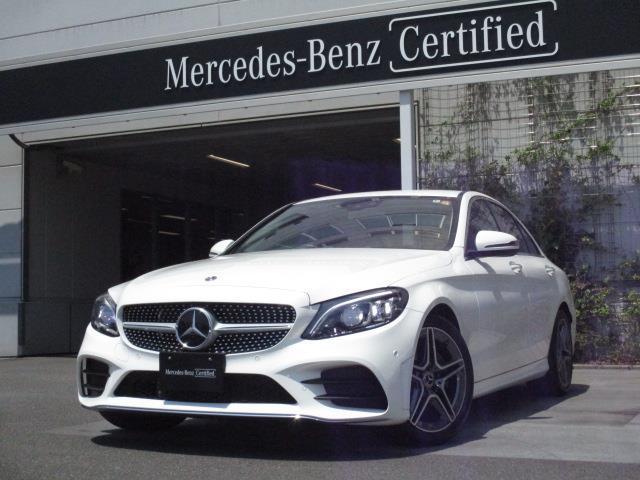 メルセデス・ベンツ C220 d ローレウスエディション 2年保証 新車保証