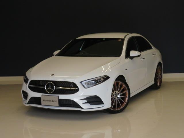 メルセデス・ベンツ A250 4マチック セダン エディション1 2年保証 新車保証