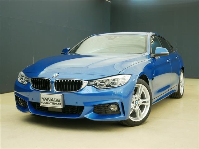 BMW 420i グランクーペ Mスポーツ 1ヶ月保証