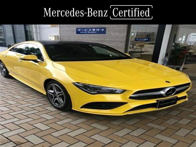 メルセデス・ベンツ CLA180 AMGライン レーダーセーフティパッケージ ナビゲーションパッケージ 2年保証 新車保証