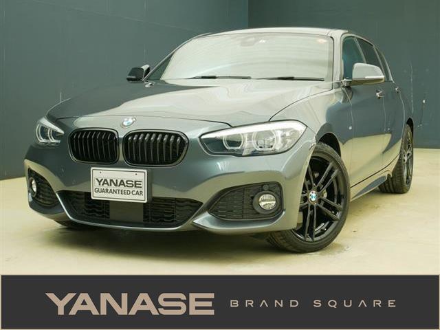 BMW 118d Mスポーツ エディションシャドー 1ヶ月保証 新車保証