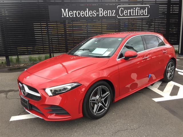 メルセデス・ベンツ A200 d AMGライン レーダーセーフティパッケージ ナビゲーションパッケージ 2年保証 新車保証