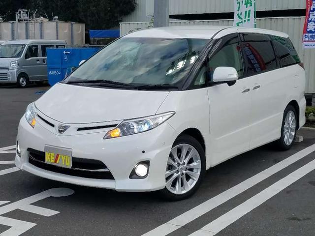 トヨタ 3.5アエラスGエディション 7人乗り 両側電動スライドドア