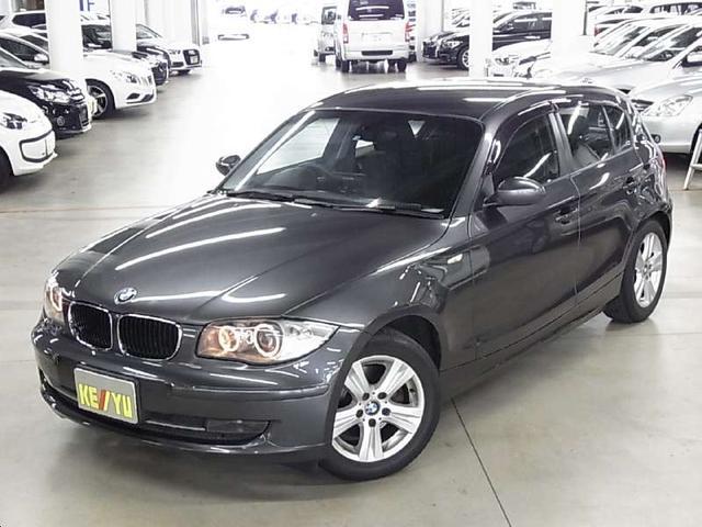 BMW 120i 1オーナー キセノンライト DVDナビ 電動シート