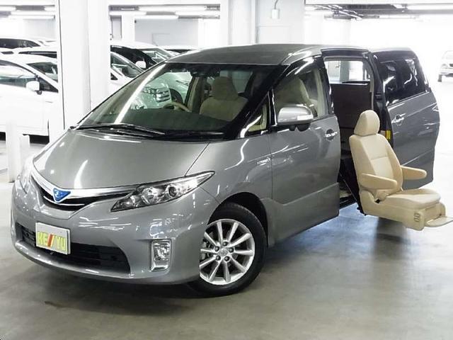 トヨタ Xサイドリフトアップシート装着車 電動スライドドア SDナビ