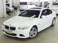 BMW528i Mスポーツパッケージ 19インチアルミ サンルーフ