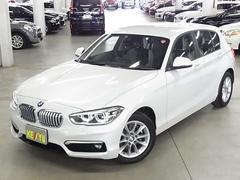 BMW118d スタイル コンフォートアクセス リアビューカメラ