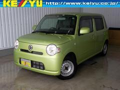 ミラココアX 4WD フル装備 1オーナー CD再生 スマートキー