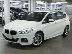 BMW218iアクティブツアラーMスポーツ パーキングサポートPI