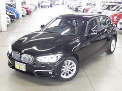 BMW118i スタイル 衝突軽減ブレーキ 車線逸脱警告 PDC