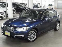 BMW118d スタイル コンフォート・パーキングサポートP