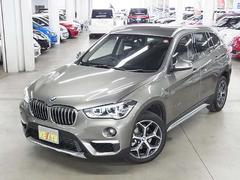 BMW X1xDrive 18d xライン ハーフレザーシート