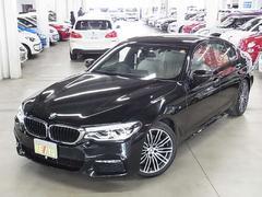 BMW523d Mスポーツ ホワイトレザー アダプティブクルーズ