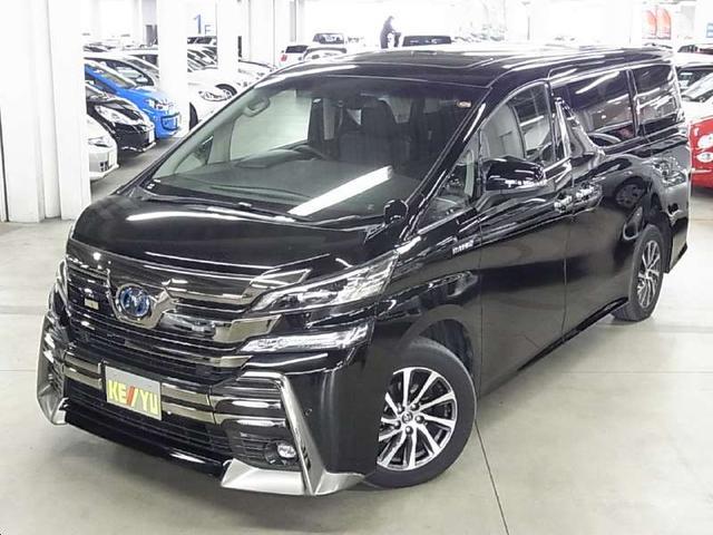 トヨタ ZR Gエディション 4WD ムーンルーフ パワーバックドア