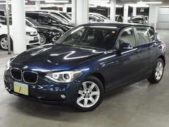 BMW116i iDriveHDDナビ ETC キセノンライト
