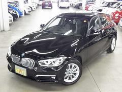 BMW118d スタイル 登録済み未使用車 BSI付 リアカメラ