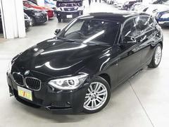 BMW116i Mスポーツ 17インチアルミ キセノンヘッドライト