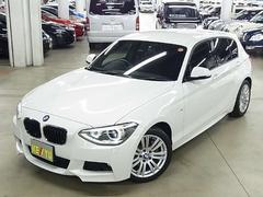 BMW116i Mスポーツ パーキングサポートパッケージ キセノン