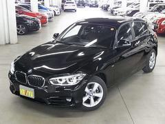 BMW118i スポーツ 衝突軽減ブレーキ 車線逸脱警告 BSI
