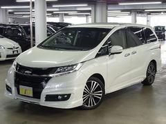 オデッセイアブソルート・EX 7人乗り メーカー12セグメモリーナビ