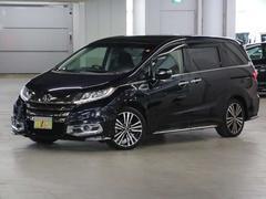 オデッセイアブソルート・EX 衝突軽減ブレーキ マルチビューカメラ