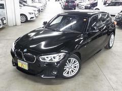 BMW118d Mスポーツ ドライビングアシスト LED BSI付