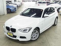 BMW116i Mスポーツ ワンオーナー iDriveHDDナビ
