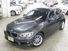 BMW118I ドライビングアシスト・Bカメラ・センサー・BSI付