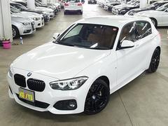 BMW118I Mスポーツ エディションシャドー茶革・ACC