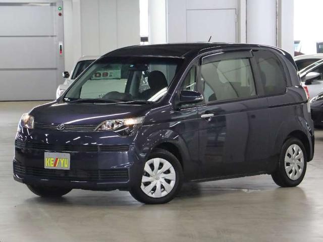 トヨタ Y 大開口ワイヤレス電動スライドドア 純正ワンセグSDナビ