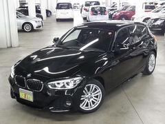 BMW118I Mスポーツ パーキングサポートP BSI