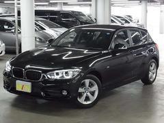 BMW118i スポーツ 衝突回避 被害軽減ブレーキ HDDナビ