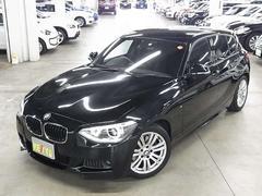 BMW116i Mスポーツパッケージ HDDナビ リアカメラ