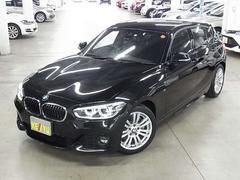 BMW118i Mスポーツ パーキングサポートパッケージ BSI付