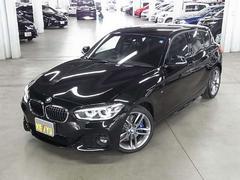 BMW118i Mスポーツ 登録済み未使用車 パーキングサポートP