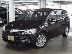 BMW218Iグランツアラーラグジュアリー ACC HUD