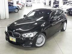 BMW118i Mスポーツ アクティブクルーズ コンフォートP