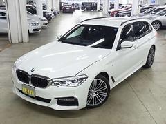 BMW523iツーリング Mスポーツ・全カメラ・ACC・BSI付