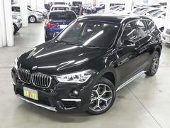 BMW X1X DRIVE 18D Xライン 4WD 半革