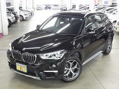 BMW X1X DRIVE 18DXライン4WD届け出済未使用車 BSI