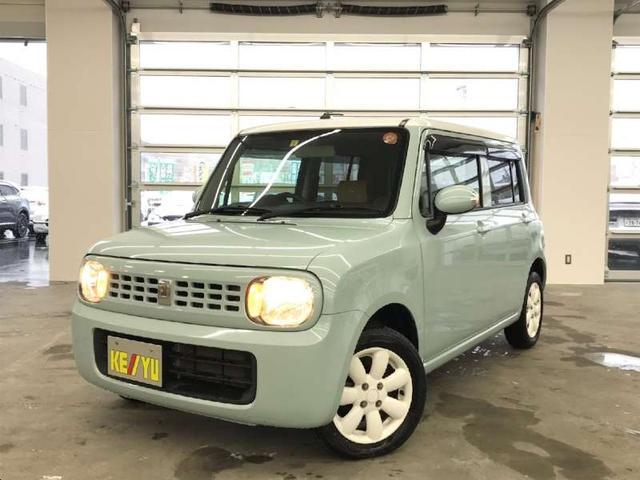 スズキ X 4WD ツートンカラー シートヒーター 純正アルミ CD