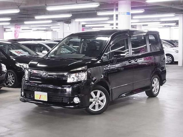 トヨタ Z エアロ パワースライドドア 純正HDDナビ バックカメラ