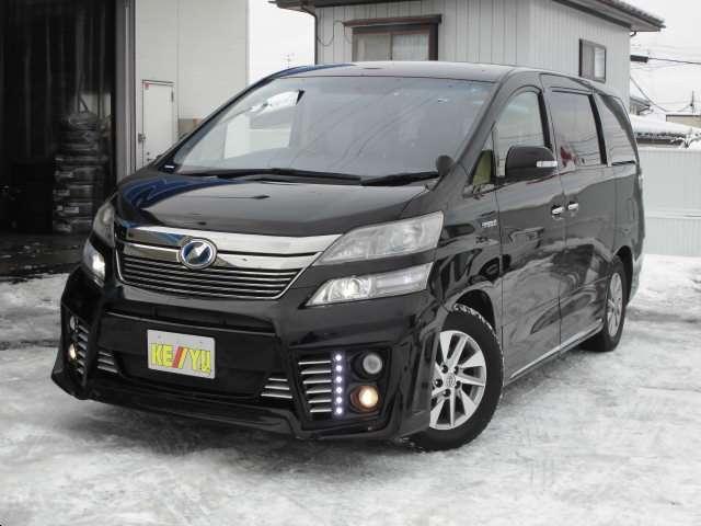 トヨタ X 7ニン ツインモニター 4WD 社外バンパー 地デジ