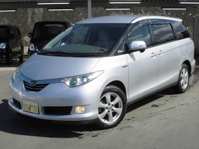 トヨタ X 7ニン ツインモニター 4WD HDDナビ フルセグ
