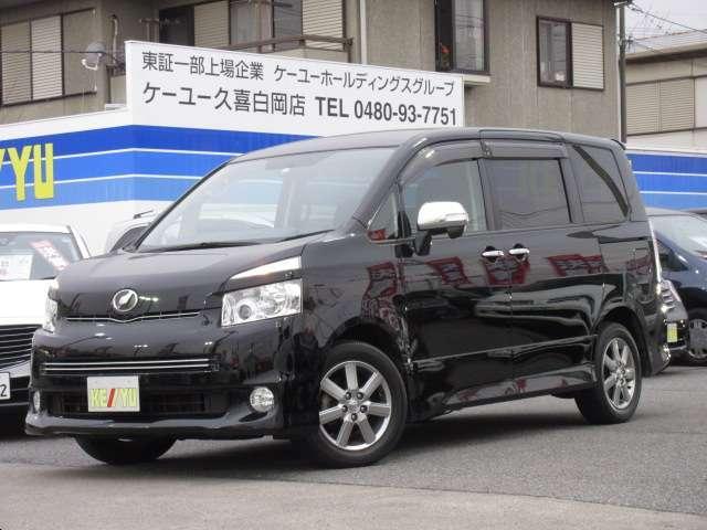 トヨタ ZS キラメキ2 ワンセグナビ☆両側自動ドア☆HID